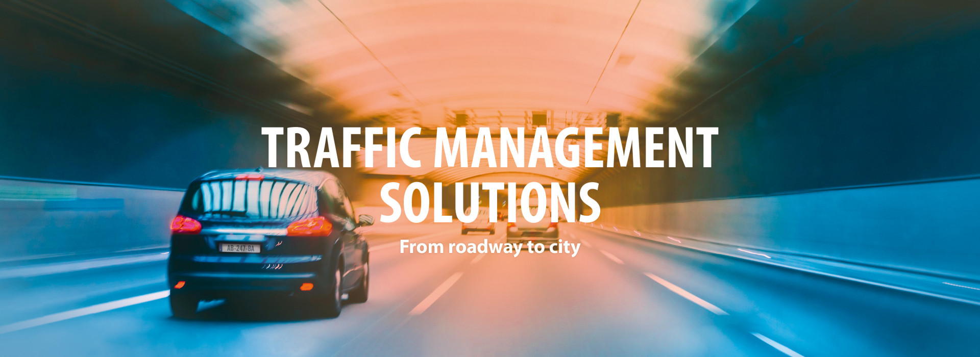 Traffic Management Solution - Hanwha Techwin Europe Limited