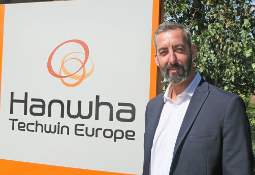 Hanwha Techwin Appoint UK Country Manager