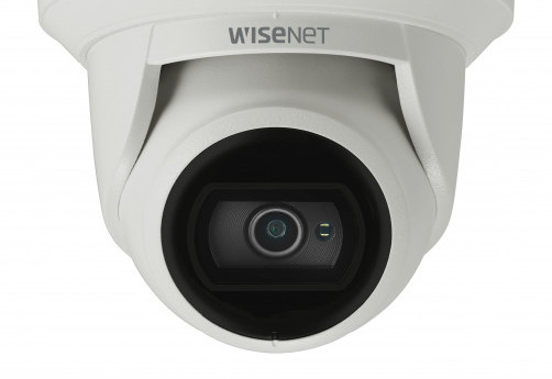 Introducing New Wisenet Q Flateye IR Dome Cameras