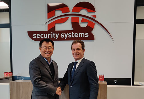 PG Security Systems and Hanwha Techwin agree distribution partnership