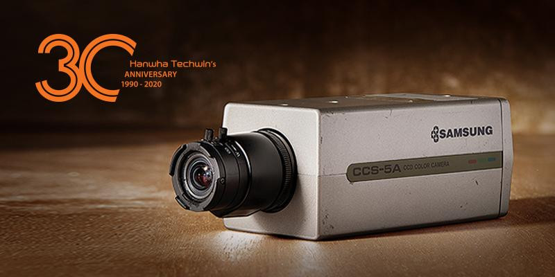 old-samsung-techwin-camera-hanwha-30-year-anniversary