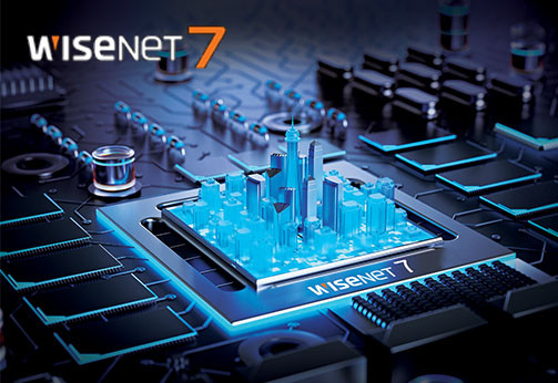 Unveilling the new ultra-powerful Wisenet7 chipset