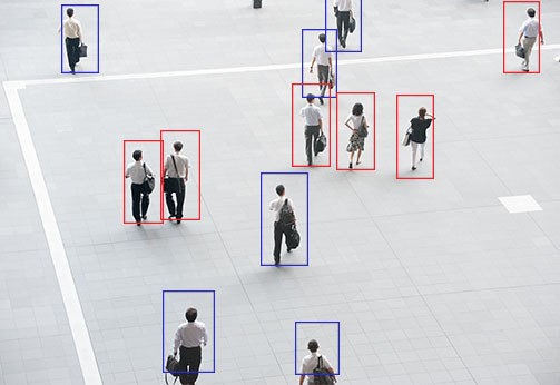 Hanwha Techwin introduces Social Distance Measuring application