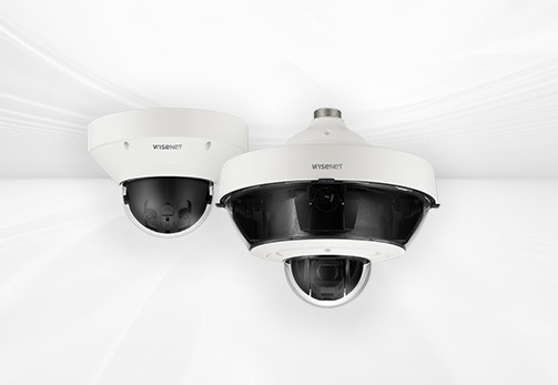Hanwha Techwin expands its range of multi-directional cameras