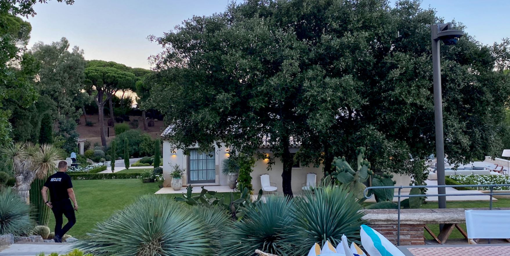Case Study: Securing a Private Luxury Villa in the South of France