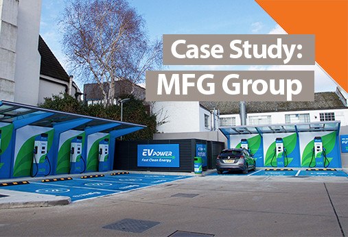Case Study: Motor Fuel Group in charge with the help of Wisenet cameras
